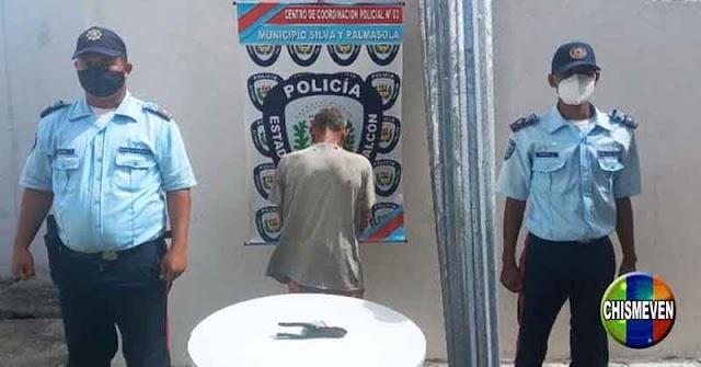 A las mazmorras 10 años por robarse una lámina de Zinc en Tucacas