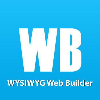 WYSIWYG Web Builder - o melhor programa para a criação de sites rápidos
