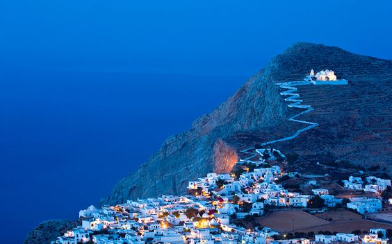 Folegandros day trip - Ioanna's Notebook