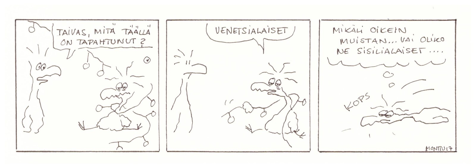 Parkkisovellus