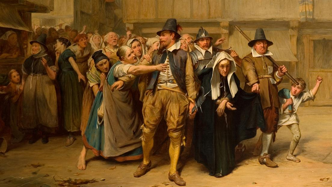 """the european witch hunt The protestant reformation  he argues that whilst the european witch-hunt did coincide with an age of religious warfare, """"the outbreak of hostilities  12."""