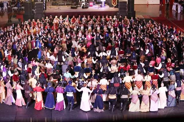 Ανακοινώθηκαν οι πρόβες στην Κομοτηνή για το 15ο Φεστιβάλ Ποντιακών Χορών