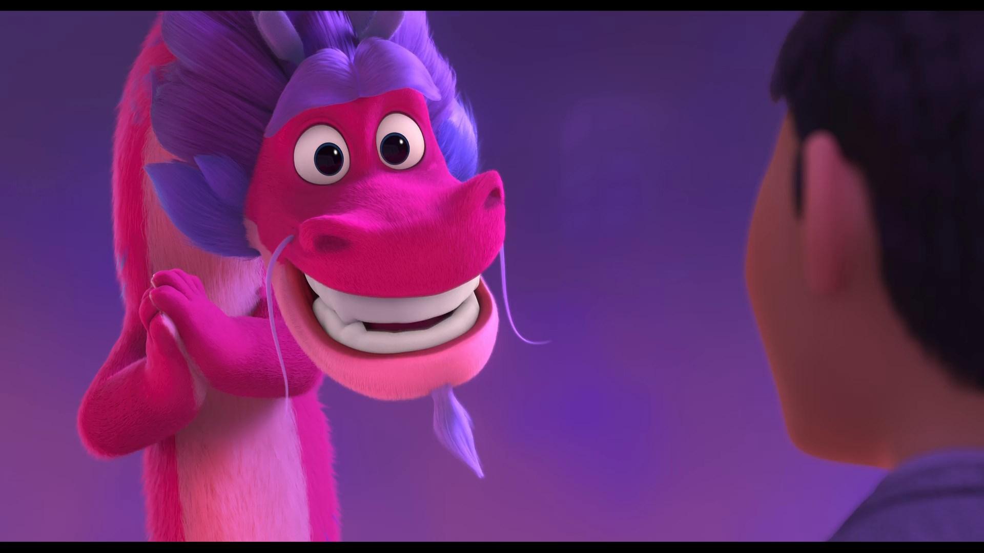 El dragón de la tetera (2021) 1080p WEB-DL Latino