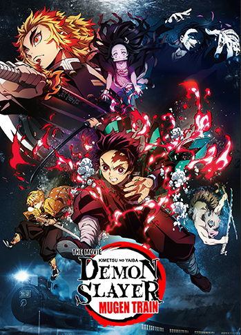 Bajar pelicula Demon Slayer: Mugen Train La Película por mega