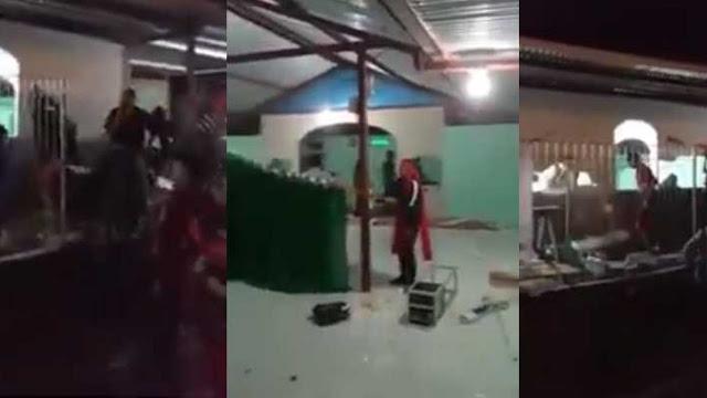Viral Video Perusakan Musala di Sulut, Netizen: Negara Gagal