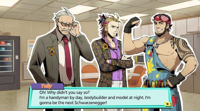 Murder by Numbers is an addictive puzzle game with visual novel elements in the Japanese style.