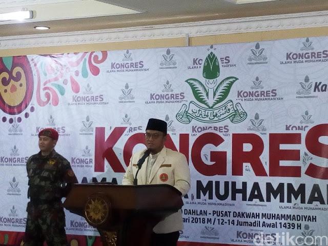 Alumni 212 Pecah, Pemuda Muhammadiyah: Stop Politisasi Keikhlasan Umat!