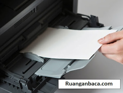 Tray Printer Fotocopy Brother MFC-L5900DW