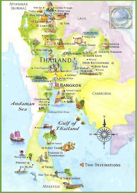 All you want to know about Thailand