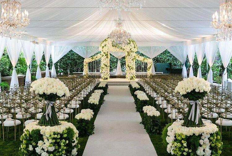 35 Inspirasi Dekorasi Pernikahan Modern Terbaru Grosirkebaya Net