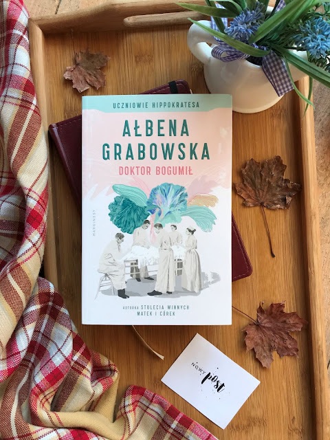 Ałbena Grabowska, Doktor Bogumił