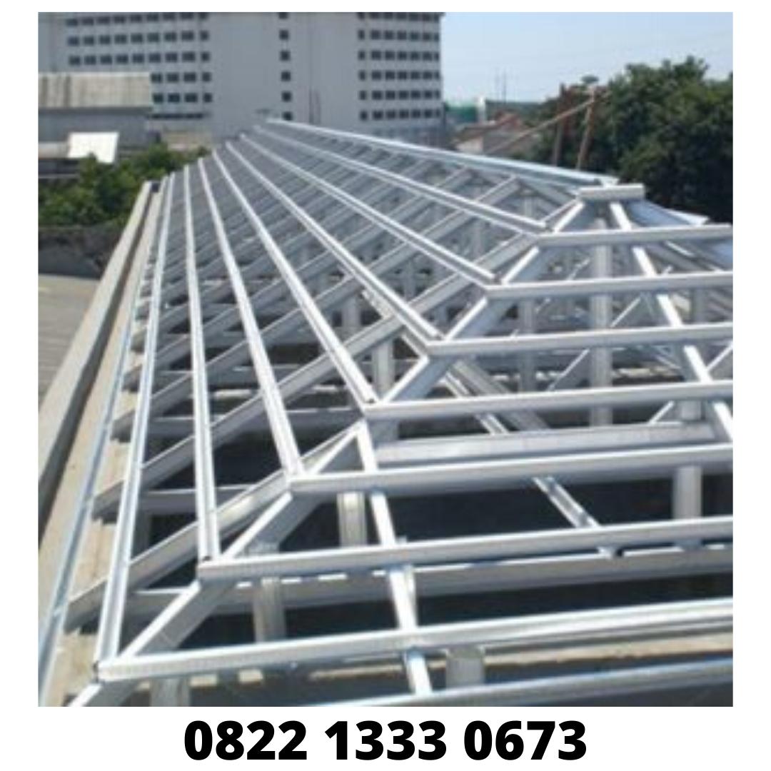 pasang atap baja ringan cianjur 0822 1333 0673 harga rangka di termurah