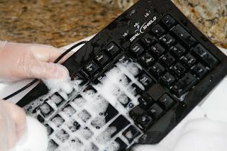 Seal Shield Keyboards