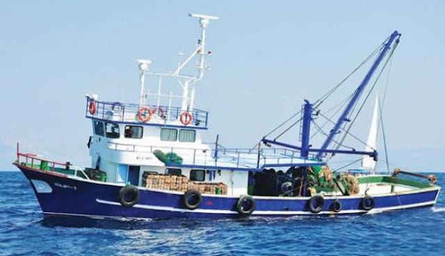 Τσιμουδιά από το ΥΠΕΞ για τους Τούρκους ψαράδες