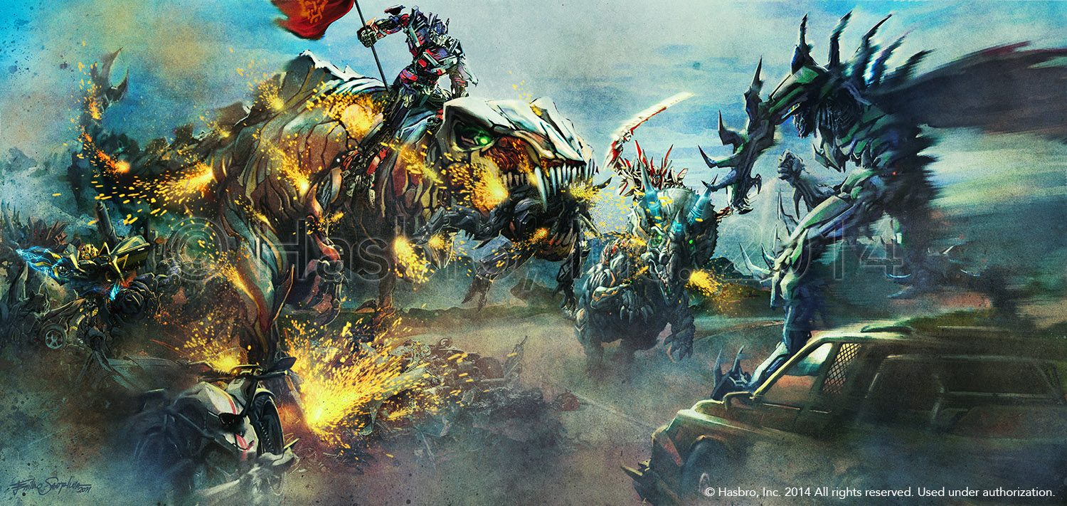 Fall Of Grayskull Wallpaper Santalux Emiliano Santalucia S Blog Transformers 4
