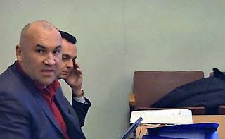 Суддю Голяшкіна визнали потерпілим у справі про вимагання хабара детективом НАБУ