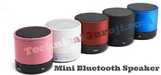 Bluetooth Mini Bluetooth Speaker