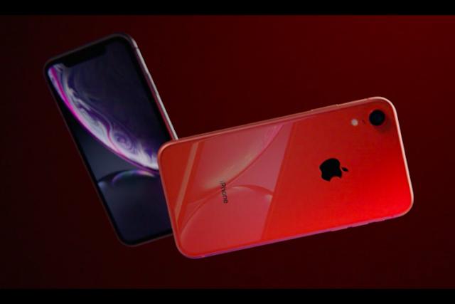 iPhone XR Menjadi iPhone Paling Laris Pada 2019