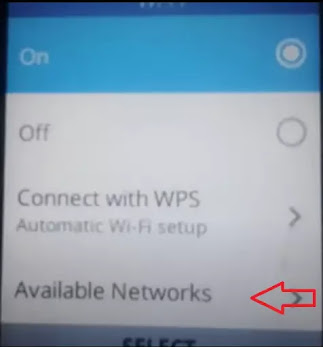 Wifi ko On Kare