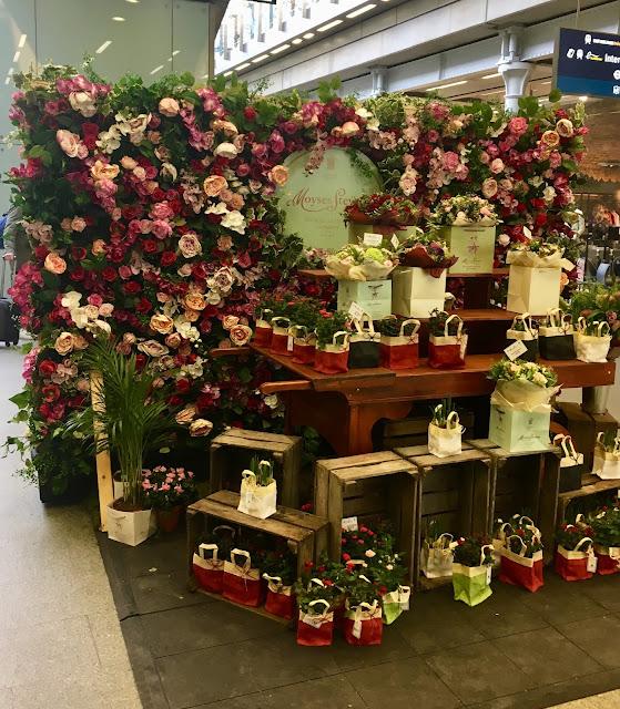 Roses Flowers London King's Cross