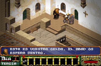 Fangame La Abadía del Crimen Extensum