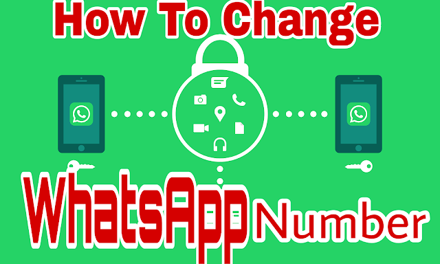 How to change WhatsApp number while keeping data safe?
