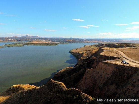 Mirador del Cambrón, Barrancas de Burujón, Castilla la Mancha, Toledo
