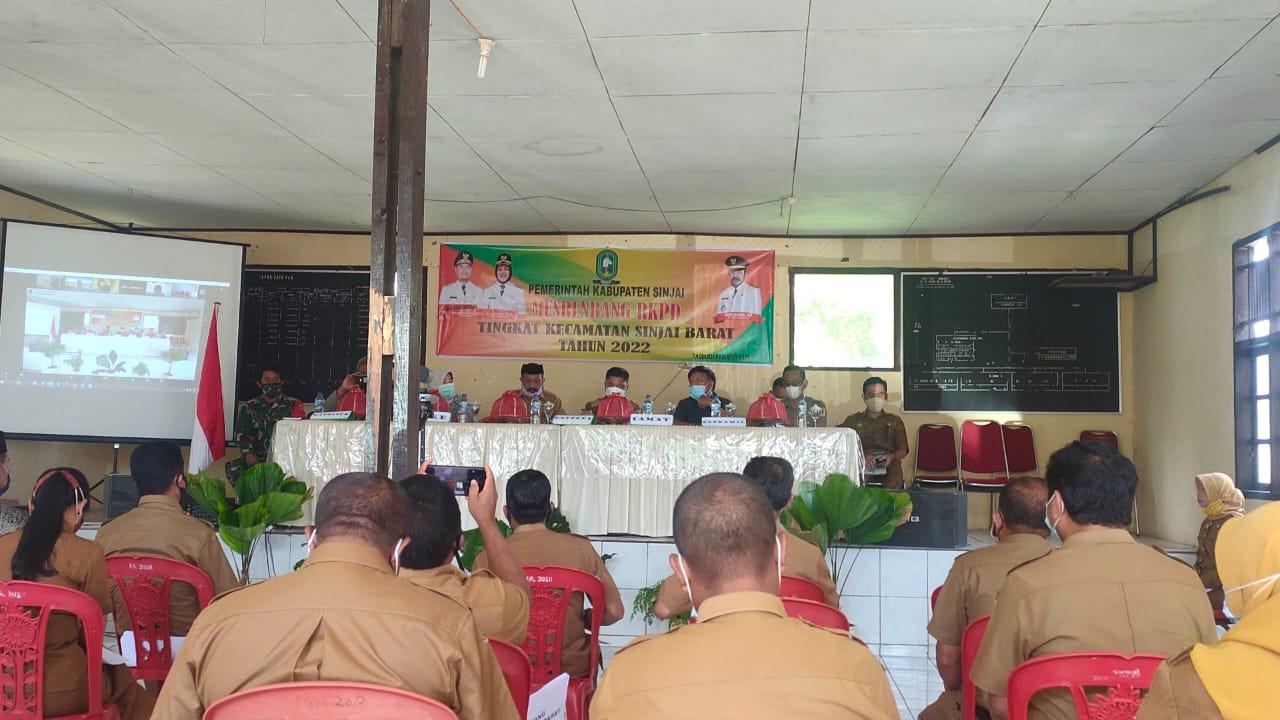 Kadisdik Sinjai : Anggaran Sarpras Pendidikan Kecamatan Sinjai Barat Naik Berlipat-lipat