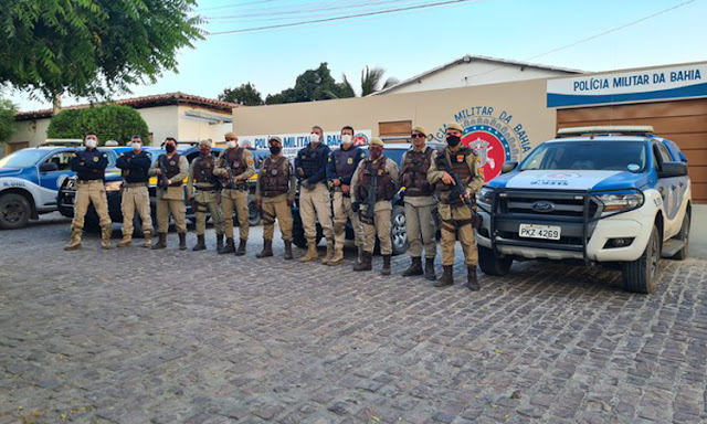 Chapada: Operação frustra ações criminosas em fraudes veiculares e recupera veículos roubados  em Iramaia