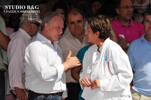 Παρέμβαση στη βουλή από τον Γ. Ανδριανό για την άμεση κάλυψη των κενών σε χειρουργού της Νοσηλευτικής Μονάδας Ναυπλίου