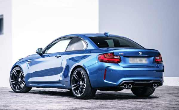 2017 BMW M2 Specs