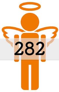 エンジェルナンバー 282