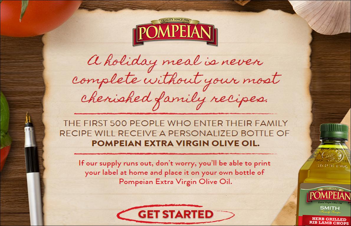 Pompeian Label Maker