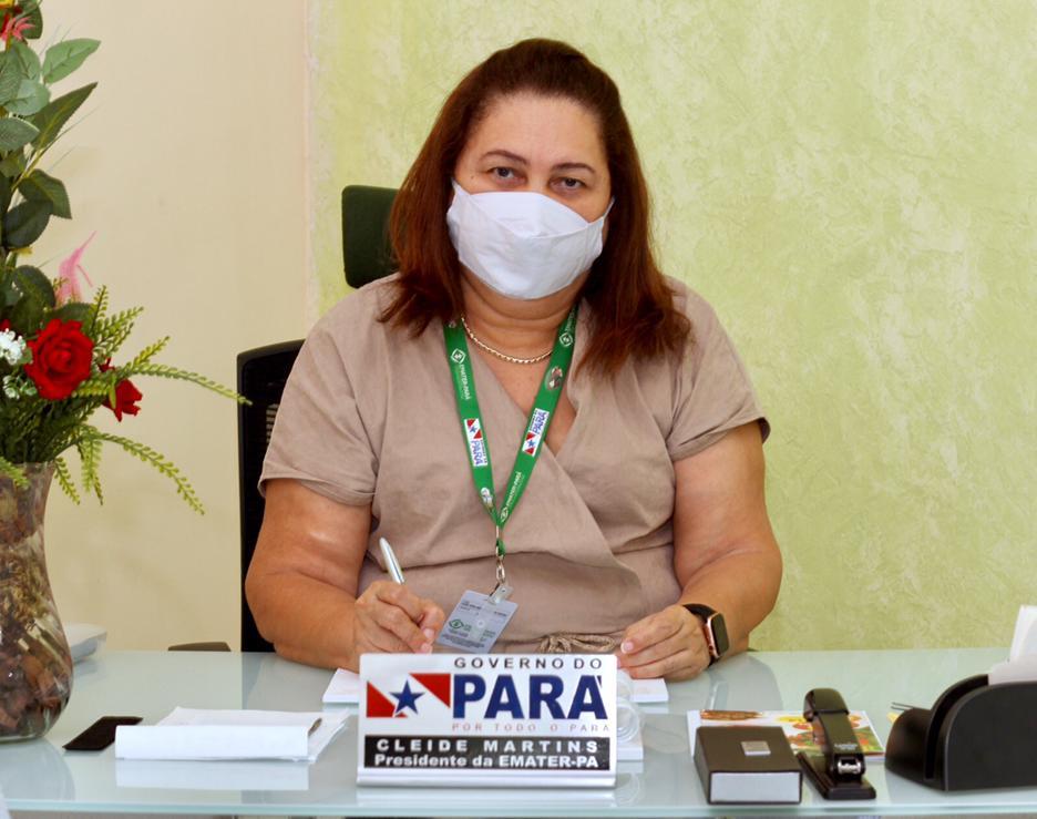 Cai a presidente da Emater do Pará; substituta já foi nomeada por Helder