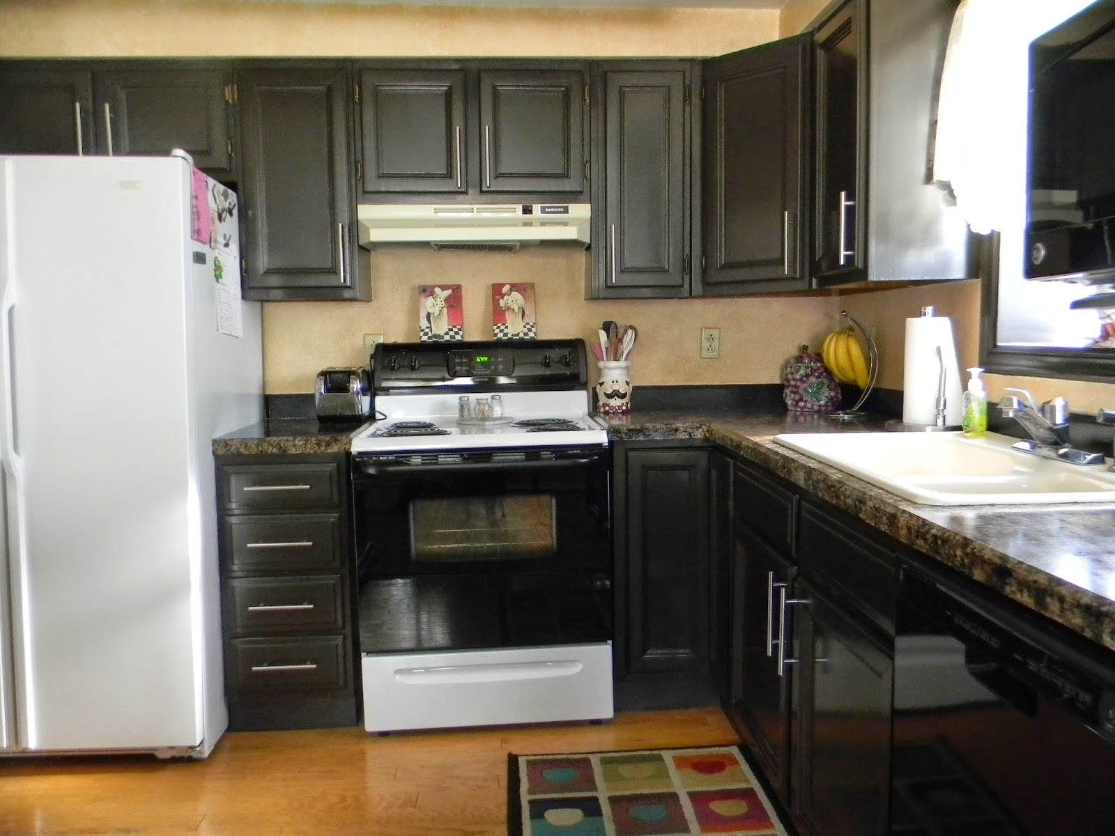 kitchen cabinets photos happy clean living kitchen updated 3165