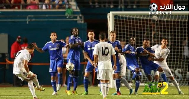 تفاصيل موعد مباراة ريال مدريد وتشيلسي في دوري ابطال اوروبا