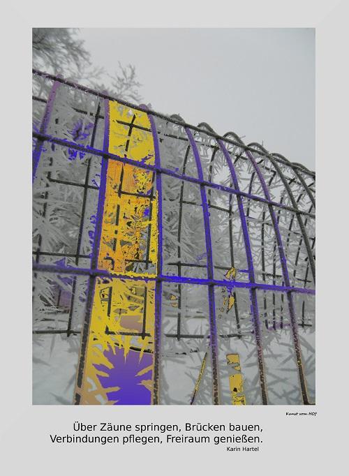 Wintergedanken Im Mai Kunst Vom Hof