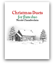 Christmas Flute Duets
