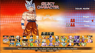DRAGON BALL FIGHTERZ MUGEN JUS EDITION DIRECTX +DOWNLOAD