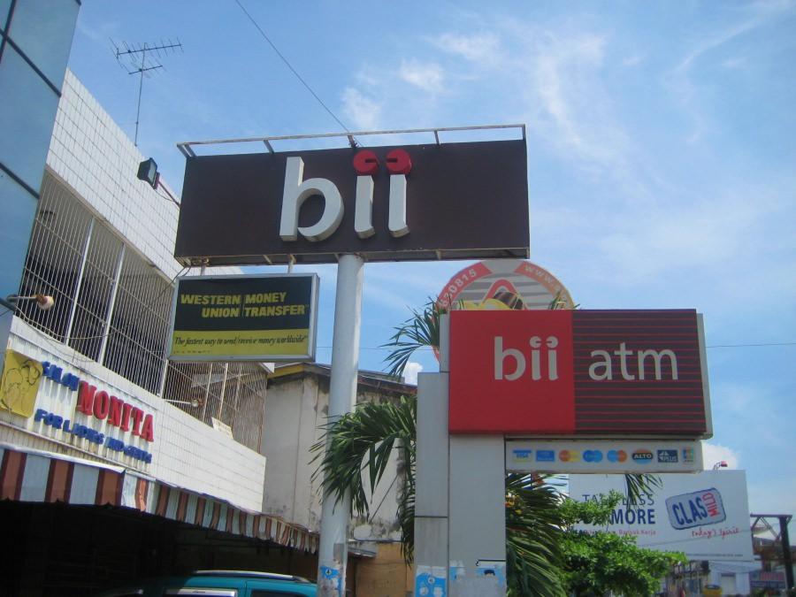 메이뱅크의 옛이름 BII