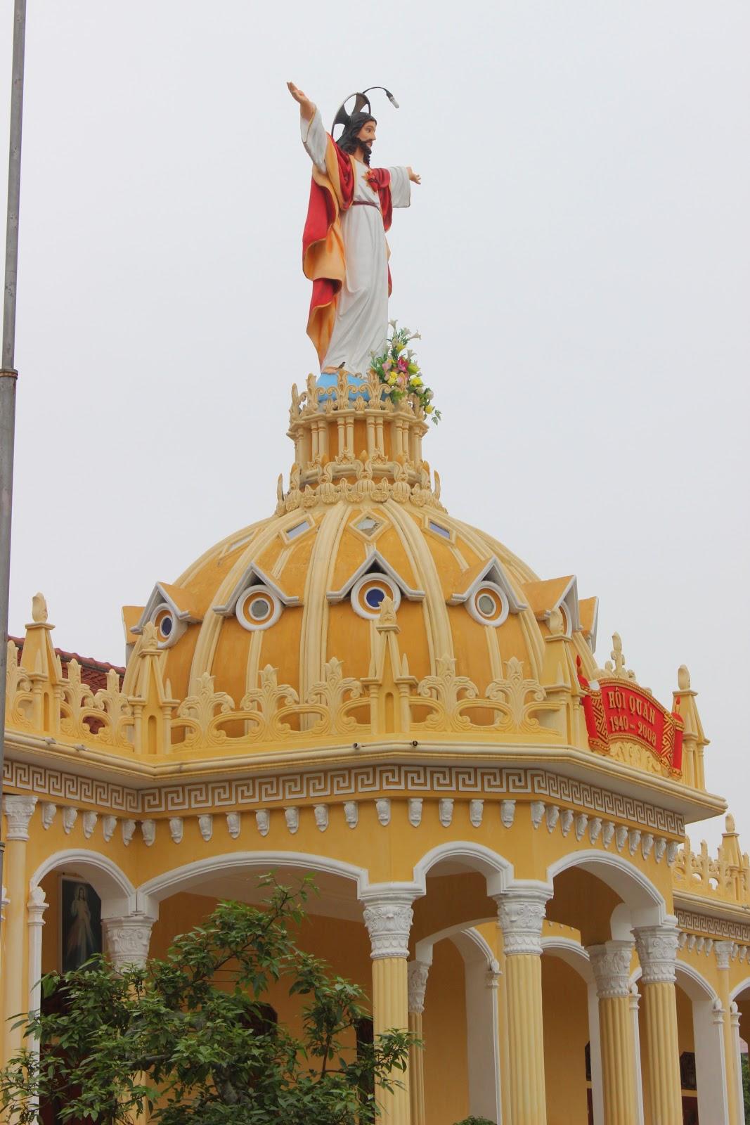 giáo xứ đến thánh thức hóa 14