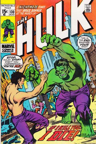 Incredible Hulk #130