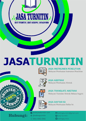 Jasa Lolos Turnitin Cepat di Kalimantan