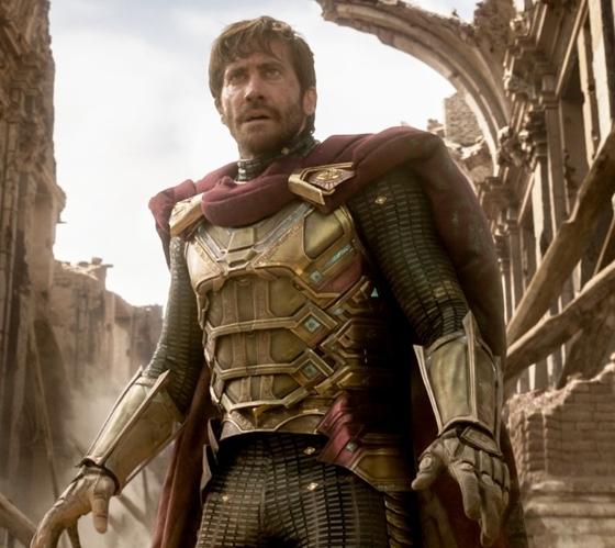 Jake Gyllenhaal como Quentin Beck, alias Misterio