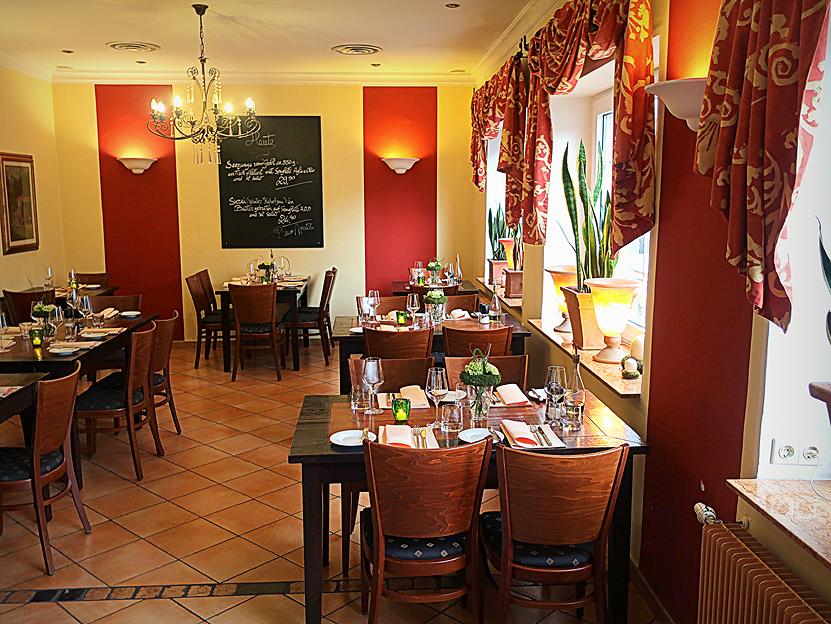 Restaurant La Villa Duisburg