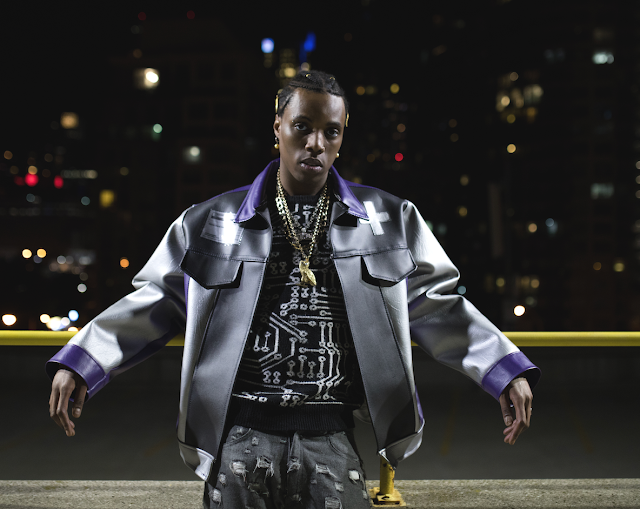 """ROY WOODS SHARES NEW VIDEO FOR """"WHAT WE DID"""""""