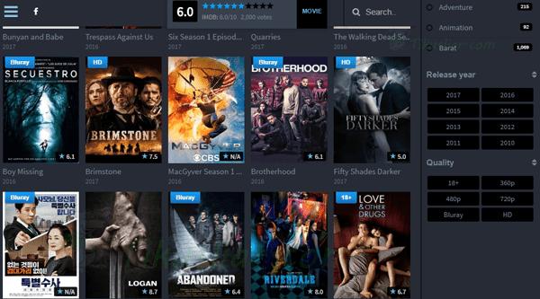Kumpulan Situs Untuk Download Film Terbaru 2017 Lengkap dan Gratis