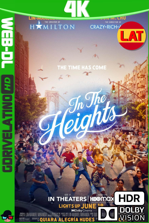 En un barrio de Nueva York (2021) HMAX WEB-DL 4K DVision Latino-Ingles MP4-MKV