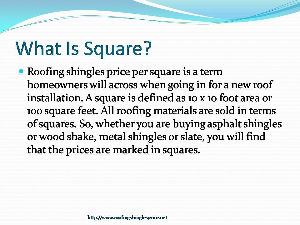 Misha S Roofing Blog Roofing Shingles Price Per Square