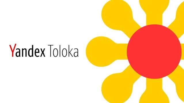 تطبيق Toloka لربح المال عبر الإنترنت عن طريق أداء مهام بسيطة